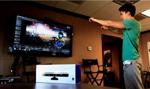LightWave 3D Group Presents NevronMotion Microsoft Kinect-based Motion Retargeting System